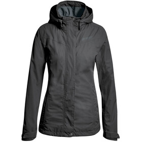 Maier Sports Metor 2 Layer Packaway Jacket Damen black